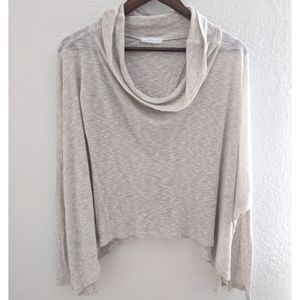 Lush X Nordstrom | Cowl Cropped Pullover Sweater